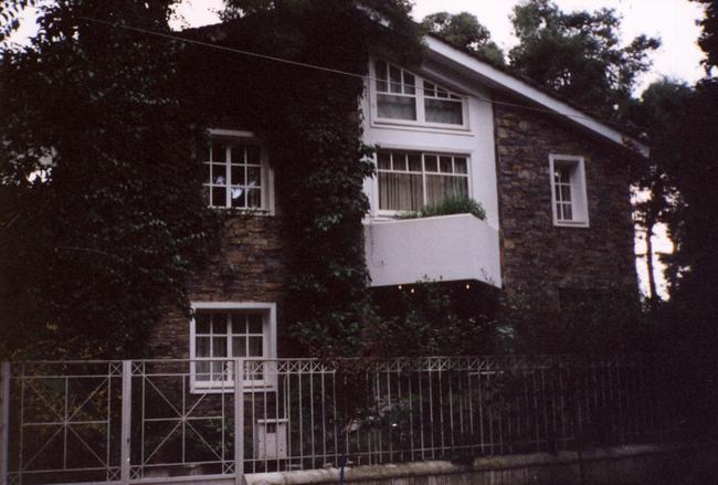 Εντπυπωσιακό είναι και το σπίτι της Άννας Βίσση στην Εκάλη. Η