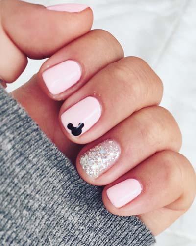 Σχέδια για αποκριάτικα νύχια (5)