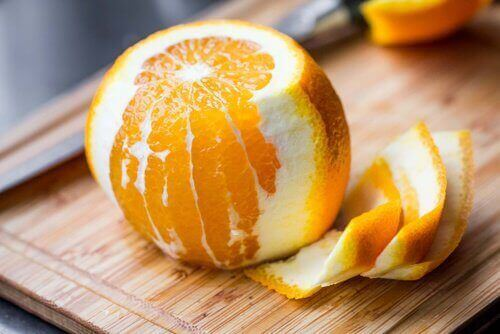 φρούτα, πορτοκάλι