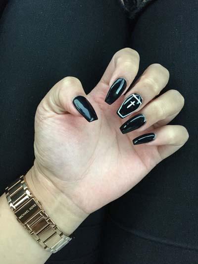 Σχέδια για αποκριάτικα νύχια (19)