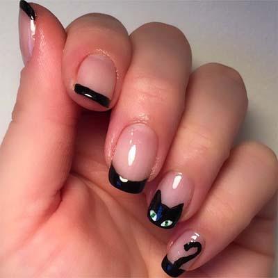 Σχέδια για αποκριάτικα νύχια (20)