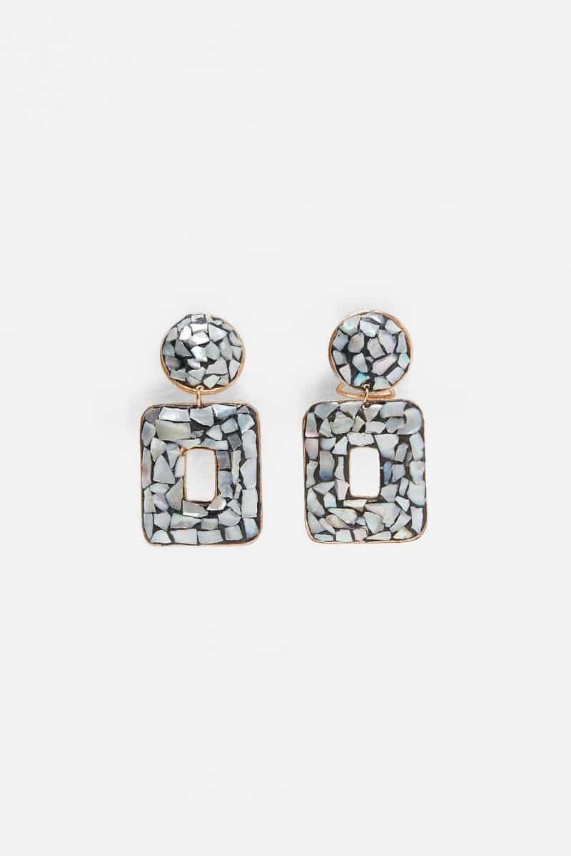 Zara:  Αυτα είναι τα 20  σκουλαρίκια απο τη νεα ζυλλογη που θα λατρεψεις!
