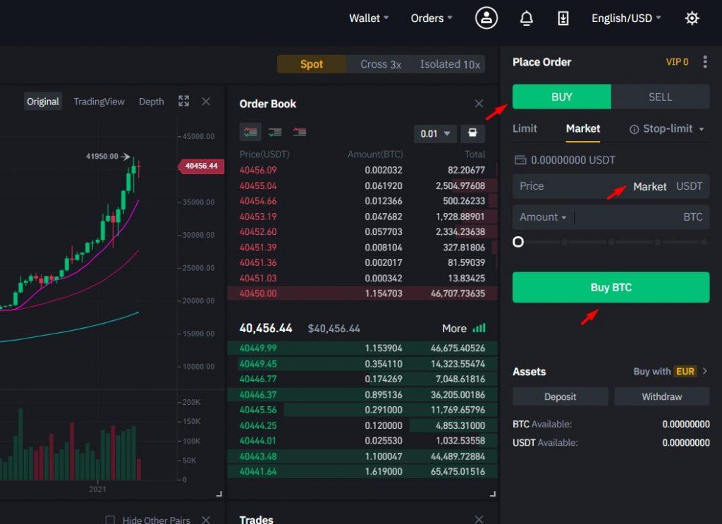 Πως θα αγοράσεις bitcoin