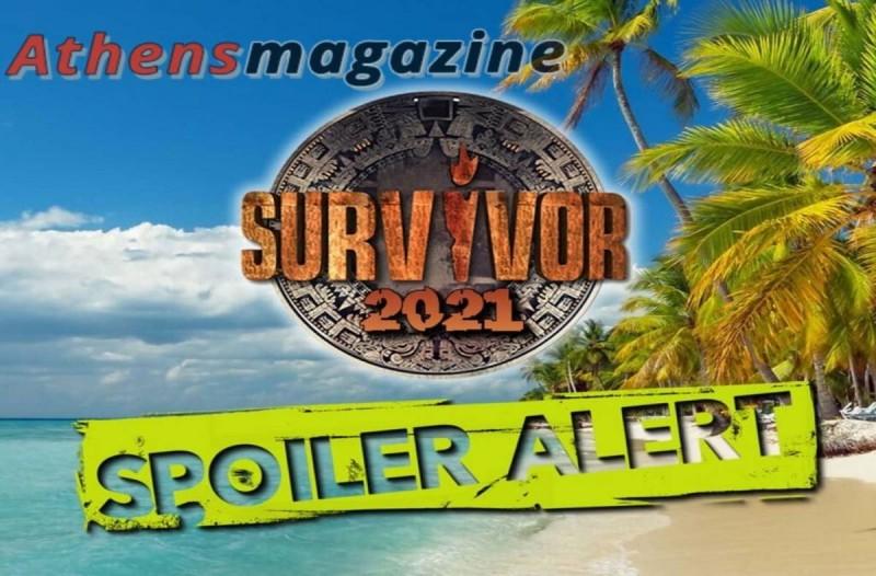 Survivor spoiler υποψήφιοι