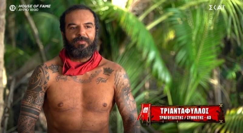 Survivor spoiler: Διώχνουν τον Τριαντάφυλλο από το Survivor 4!