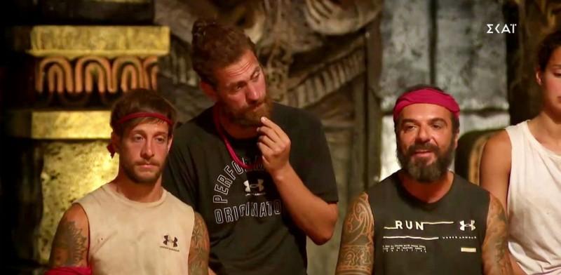 Survivor spoiler 06/04, part.2: Αυτοί είναι όλοι οι υποψήφιοι προς αποχώρηση!